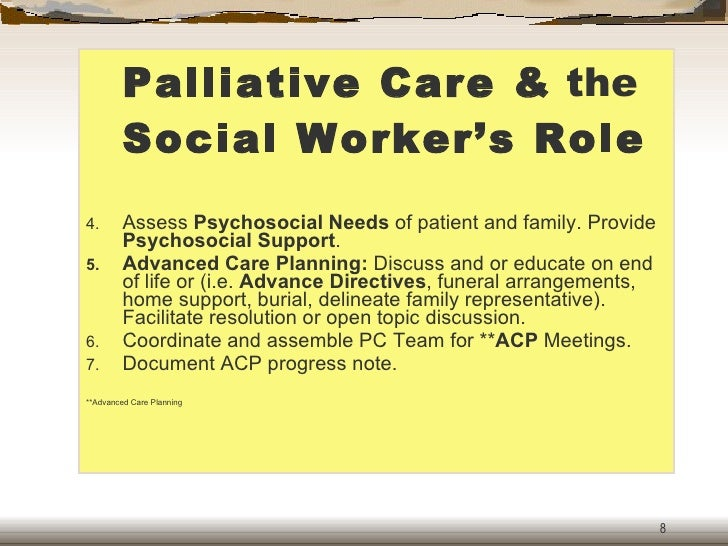Palliative Care Family Meeting Template - Costumepartyrun
