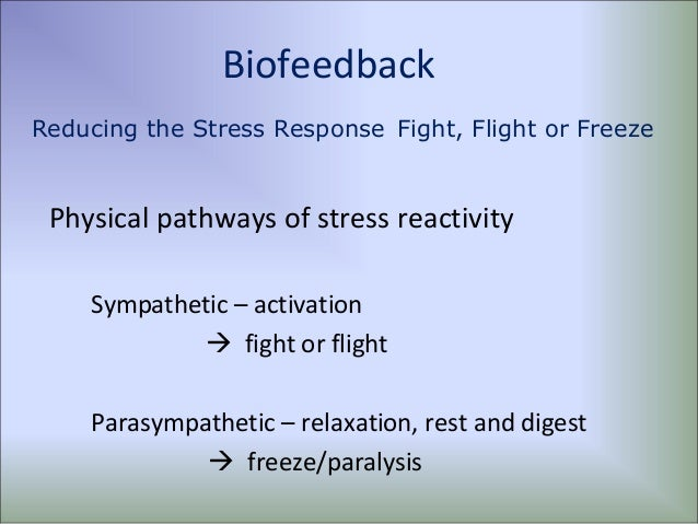 fight or flight and homeostasis The fight-or-flight response (also called the fight, flight, freeze, or fawn response [in ptsd] its main function is to activate the rest and digest response and return the body to homeostasis after the fight or flight response.