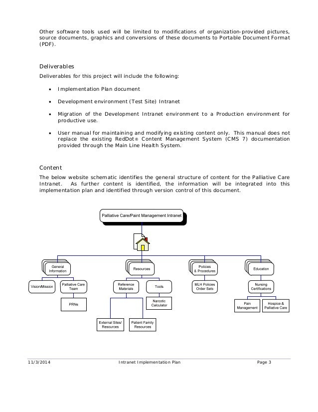 Palliative care intranet plan for Palliative care care plan template