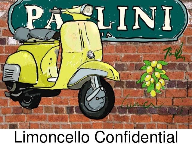 Limoncello Confidential