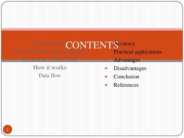 Palm-Vein Technology Slide 2