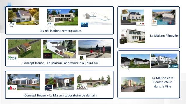palmar 232 s des maisons innovantes 2016 de l union des maisons fran 231 aises