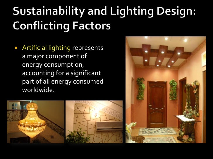 Cultural aspects in lighting design
