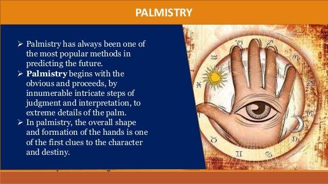 Palmistry  Art of palm reading by karan sharma Slide 2