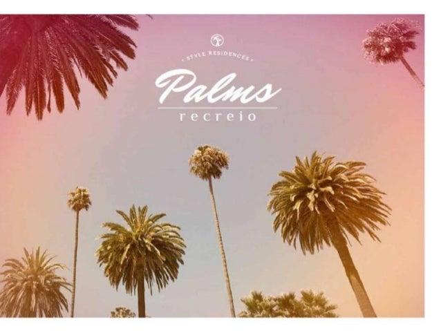 Palms Recreio Residences - Vendas (21) 3021-0040 - ImobiliariadoRio.com.br