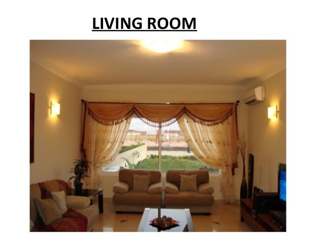 Palm springs estate lagos nigeria three bed room houses for Pictures of interior decoration of living room in nigeria