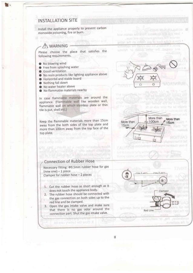 paloma instruction manual rh slideshare net Kearo Cambodian Model Kearo Cambodian Model