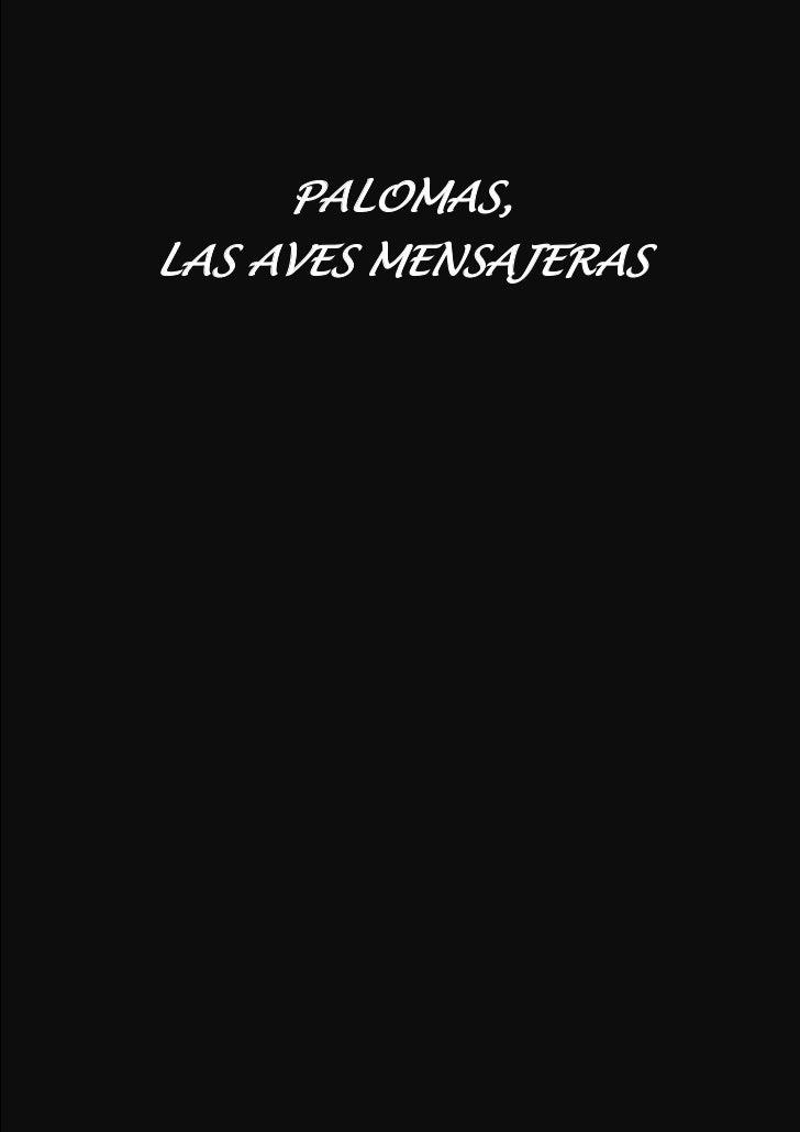 6711950-125730000-1080135-97917000<br />PALOMAS,                                                            LAS AVES MENSA...