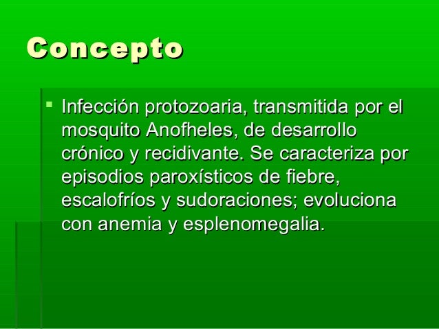 Paludismo Slide 3