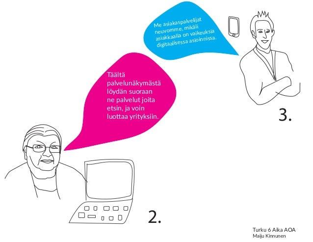 Palvelutori konsepti Slide 2