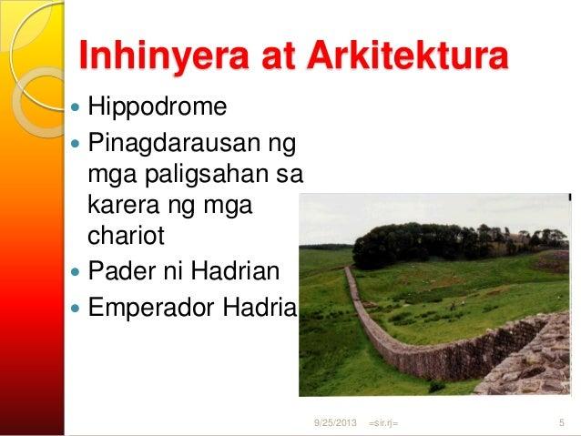 """Panitikan Cicero Nakilala sa talumpati at oratoryo """"Prinsipe ng Talumpatian at Oratoryong Romano"""" 9/25/2013 =sir.rj= 6"""