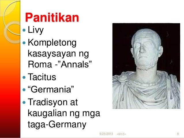 """Panitikan Virgil """"Aenid"""" Ginamit ang mitolohiya upang ikarangal ng tao ang kanilang pagiging mamamayan 9/25/2013 =sir.r..."""
