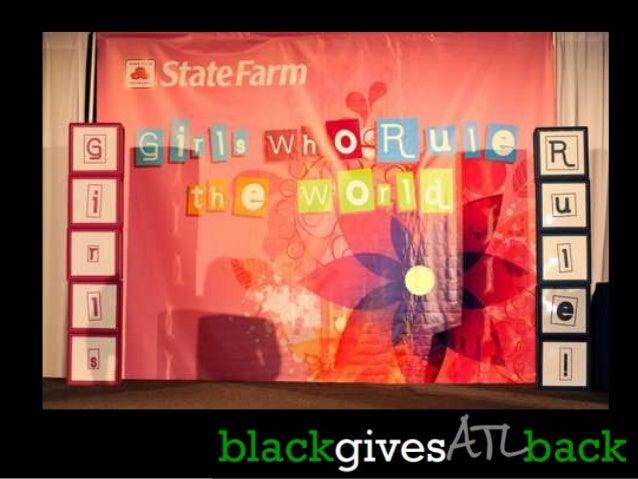 Established in 2007, BlackGivesBack.com is the premier online destination for African American philanthropy. Publisher: Tr...