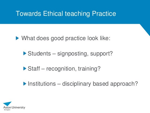 moral ethnical issues in teacher education Ethical issues in education  explore by:  define and apply various ethical theories, such as cognitive moral development, utilitarianism, and so on  describe and evaluate the ethical.