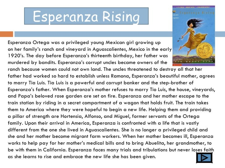 Pam munoz ryan author study esperanza rising ccuart Choice Image