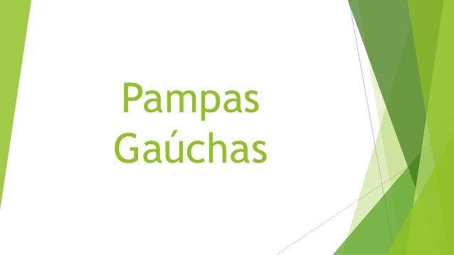 Pampas Gaúchas