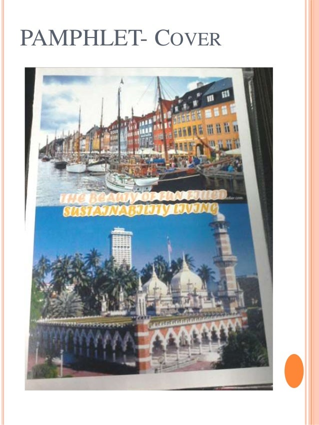 PAMPHLET- COVER