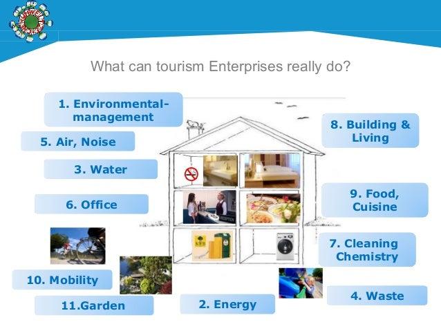 The austrian ecolabel for tourism for Environmental management bureau region 13