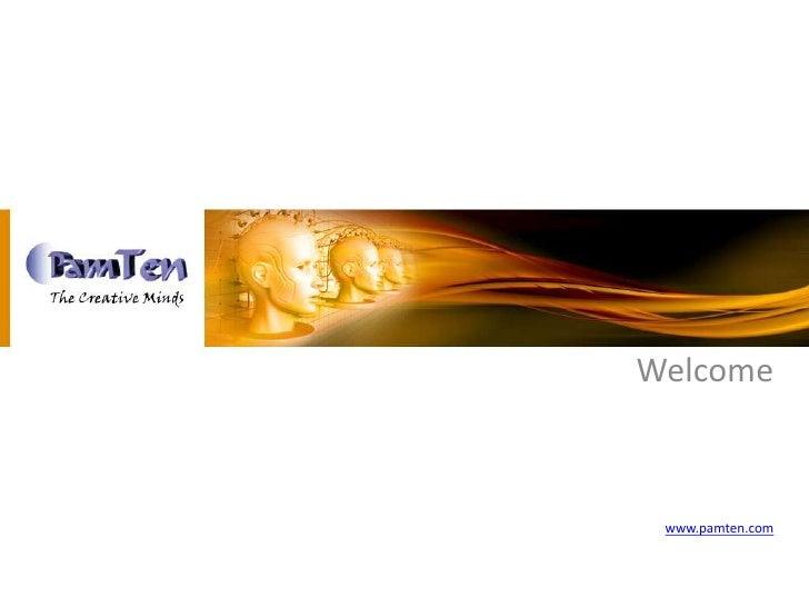Welcome     www.pamten.com