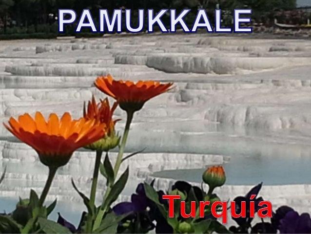 PAMUKKALE - HIERAPOLIS, Turquía