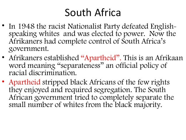 apartheid separateness Apartheid teriminin i̇ngilizce i̇ngilizce sözlükte anlam  separateness racial policy in the republic of south africa calling for the separation of the races.