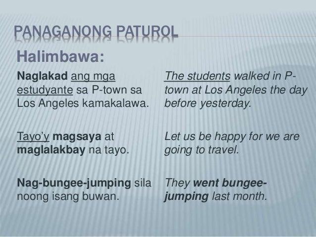 Bungee Jumping California >> Panaganong-Paturol (definition,information and more)