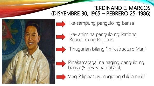 Panahon ng Ikatlong Republika ng Pilipinas
