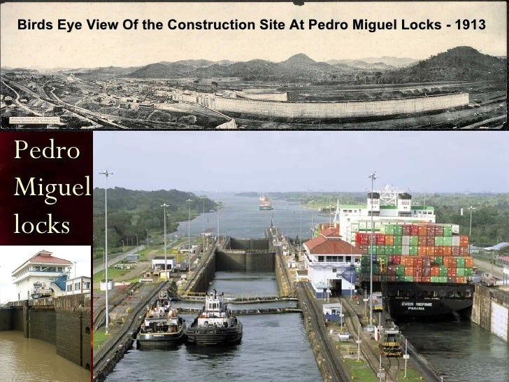 a history of panama $54-billion expansion of panama canal will transform shipping in the  here's a  look at the canal's turbulent history, as depicted on the pages.