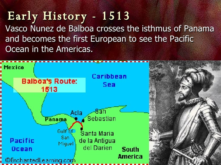 a history of the panama canal a canal system across the isthmus History of panama including darién, panama and colombia, plans to link oceans, panama canal,  is moved across the narrow isthmus to the fishing village of panama.