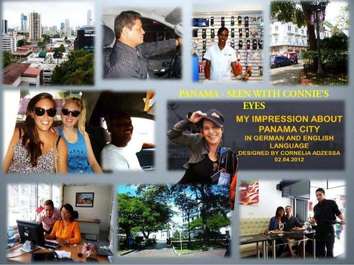 "PANAMA CITY - SEEN WITH MY ""EYES"""