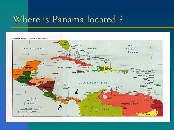 Panama Foundations - Where is panama