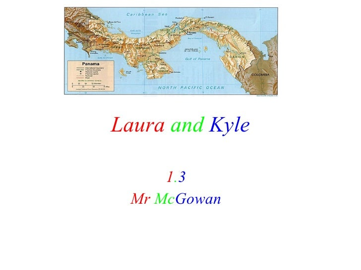Laura   and   Kyle 1 . 3 Mr  Mc Gowan