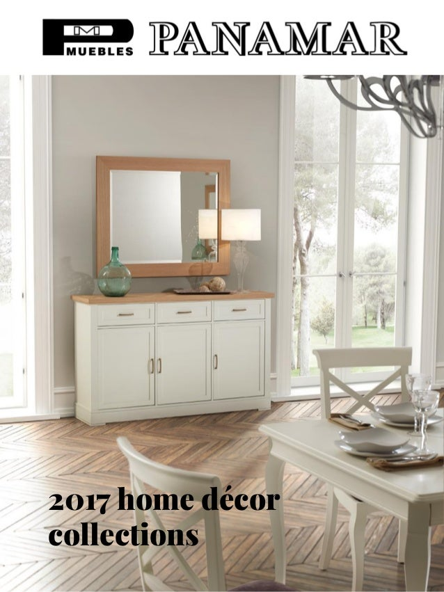 2017 home décor collections
