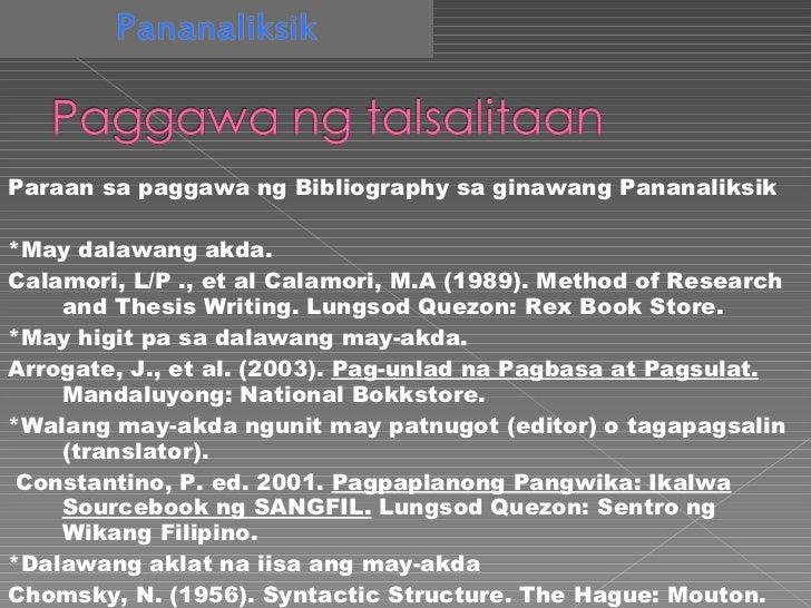 paraan ng paggawa ng thesis Makabagong paraan ng  at pagkatutong nagaganap sa lugar ng paggawa at  tulungan sa thesis ko, ang kasanayang pagtuturo ng mga guro.