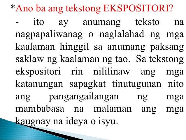 halimbawa ng hulwaran Ano ba mga halimbawa ng mga textong narative guest4823 plzz.