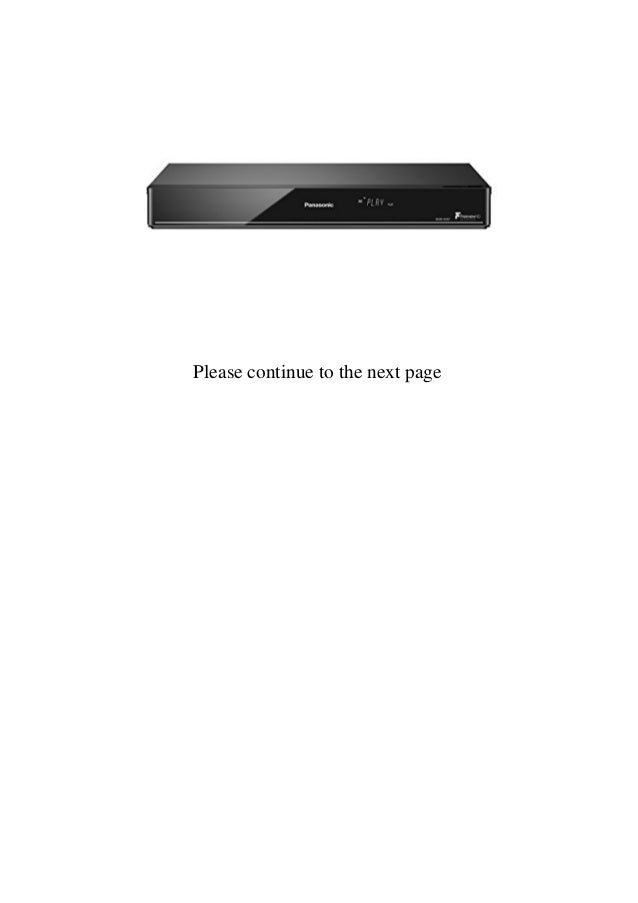 Panasonic DMR-EX97EB-K DVD Recorder (MULTIREGION PLAYBACK) with Freeview HDD and 500 GB HDD Supplied RP-CHE30E-K HDMI Cable  Slide 2