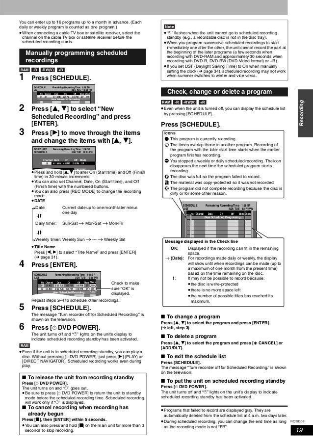 PANASONIC ES10-DMR