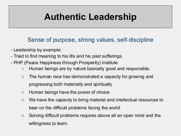 Examples Of Authentic Leaders Choice Image Example Cover Letter