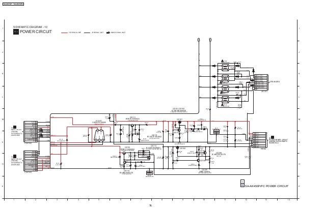 Panasonic Schematic Diagram Circuit - Electrical Drawing Wiring ...