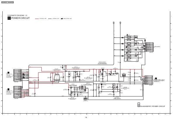 panasonic sa ak450p sa ak450pc manual de servicio rh slideshare net Panasonic R111u Wire Diagram Panasonic Microwave Schematic Diagram