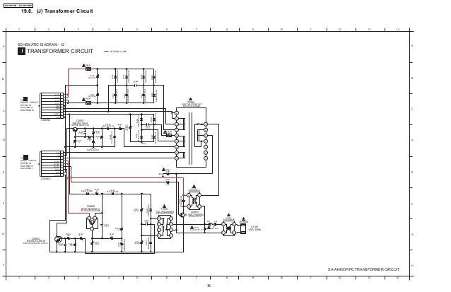 Panasonic Schematic Diagram - Wiring Schematics Diagram on