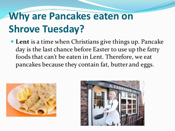 As they call the days of Shrovetide 44