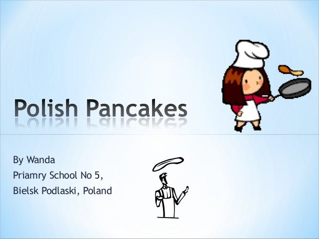 By Wanda Priamry School No 5, Bielsk Podlaski, Poland