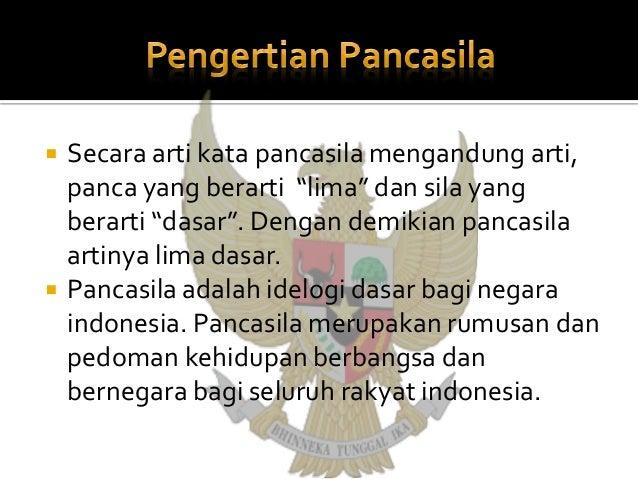 Pancasila Sebagai Paradigma Hukum