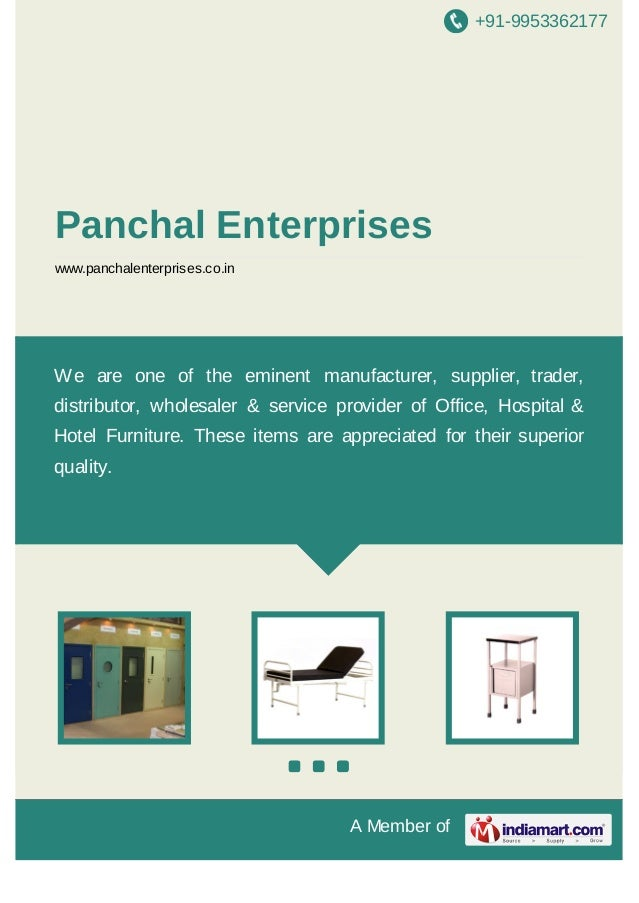 +91-9953362177  Panchal Enterprises www.panchalenterprises.co.in  We are one of the eminent manufacturer, supplier, trader...