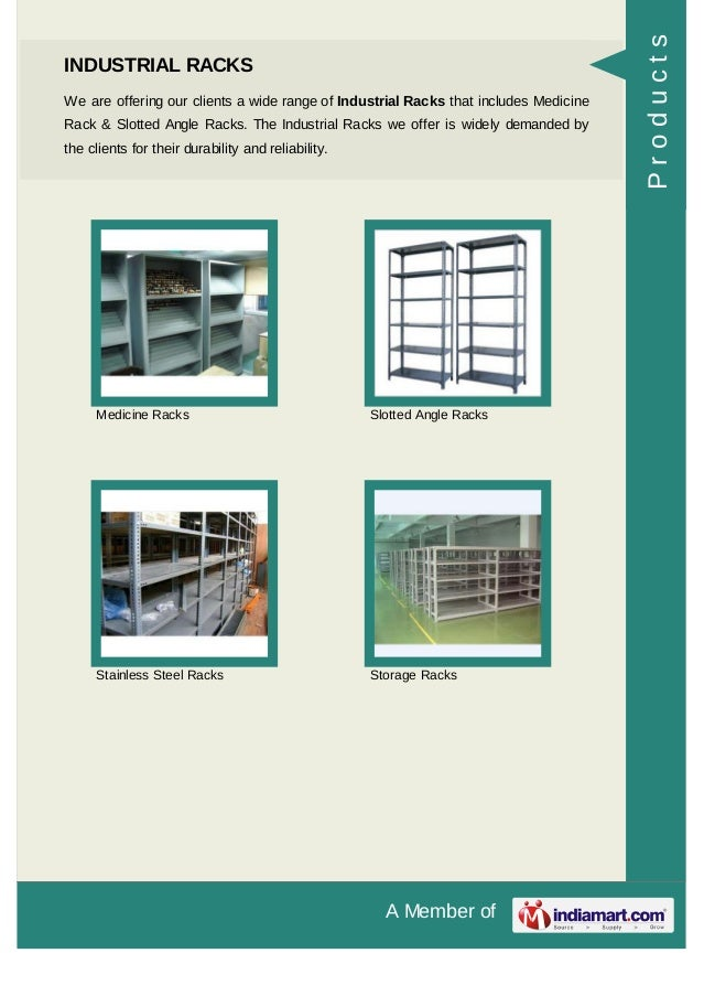 Panchal Enterprises, Kolkata, Industrial Furnitures
