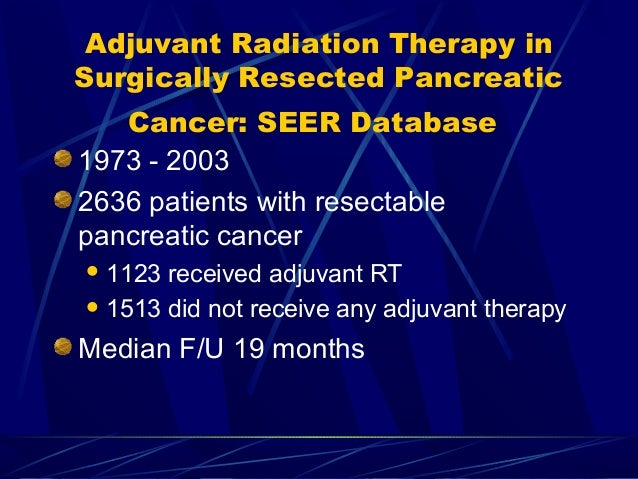 Neoadjuvant and Adjuvant Chemotherapy for Breast Cancer ...