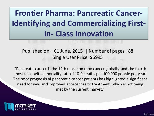 pancreatic cancer review nature