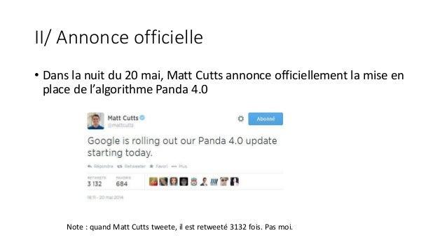 Les ravages de Panda 4.0 Slide 3