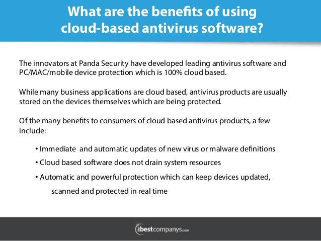 Benefits of updating antivirus software